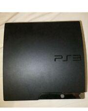 Sony PlayStation 3 Slimline 320GB + 4 Spiele Spielekonsole (CECH-2504B -...