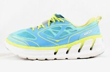 Hooka One One Womens Running Shoes Green Yellow Size 10.5