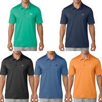 Adidas Ultimate 365 Solid Polo Mens Performance Golf Polo Shirt