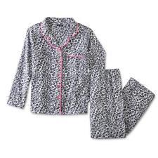 Womens Flannel Pajamas Top & Pants Joe Boxer * 13 Designs *