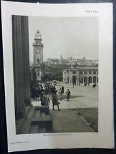 ILLUSTRAZIONE ITALIANA - N 43/1928 - FOTO BERGAMO - BERSAGLIERI TORINO
