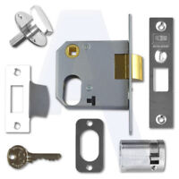 Genuine Union 2332 Oval Cylinder Mortice  night latch, Locksmiths Bargain