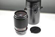 Sigma Pantel 135 mm f/2.8 Nikon Ai Tele Lente. in OTTIME-COND. + Hoya Filtro + valigetta.