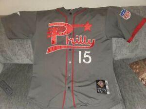 Philadelphia Stars Philly Negro League Baseball Museum Jersey 3XL Vintage NLBM