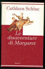 SCHINE CATHLEEN LE DISAVVENTURE DI MARGARET CDE 1999 EROTICA
