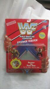WWF Grudge Match Goldust VS. Savio Vega 1997 Titan Sports NEW t648