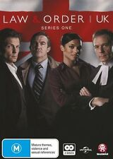 Law and Order UK - Season 1 : NEW DVD