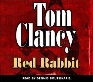 Red Rabbit Jack Ryan      Audio cD