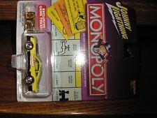 JL Monopoly Atlantic Ave. '75 Mustang Cobra II with Golden Game Token Free Ship
