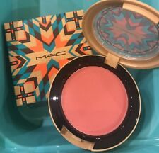 MAC Vibe Tribe Collection Powder Blush PAINTED CANYON (warm nude coral) NEW RARE
