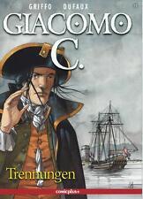 Giacomo C 13, Comicplus