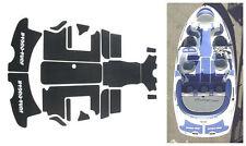 Sea-Doo Seadoo Challenger 2000-x Hydroturf Hydro Turf mat set kit  00-04 sd09