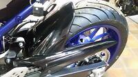 Yamaha Tracer 700 Rear Hugger / Rear Fender: Gloss Black