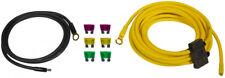 ESX DWK6 6qmm Kabelset Anschluß-Set Endstufe Verstärker Car-HiFi > Vollkupfer