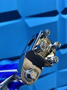 GT Stem 5 Dimple XL Pro Series BMX Mid Old School Tuf Neck Pro Neck STEMCANDY