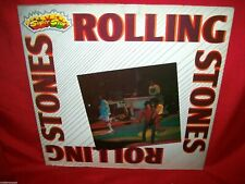 ROLLING STONES Italian only LP + 12 pages Big BOOK with rare Photos ITALY MINT-