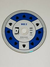 WPT : World Poker Tour  - Disc 2 - DVD Disc Only - Replacement Disc