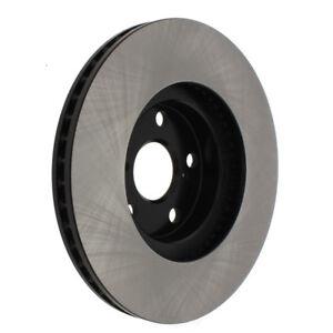 Disc Brake Rotor-Premium Disc - Preferred Front Centric 120.44114