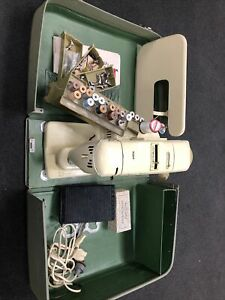 bernina 730 record Great Condition With Accessories And Original Bag And Manual