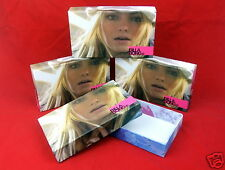 4x Billabong Storage Gift Boxes Wallets Jewellery Clothing Mail Packing Box New
