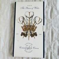 1998 SPECIMEN THE PRINCE OF WALES 50th BIRTHDAY B/UNC £5 CROWN - sealed pack
