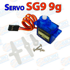 Servo 9g SG90 microservo 180 motor paso a paso mini