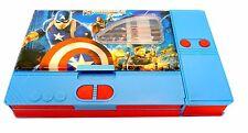 """""""NEW"""" AVENGERS Pencil Case,Stationary  Box For Children, Boys,Christmas Gift"""