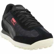 Puma Easy Rider Lux Sneakers Casual    - Black - Mens