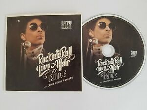 PRINCE ROCK AND ROLL LOVE AFFAIR NPG RECORDS 6 TRACK REMIX CD