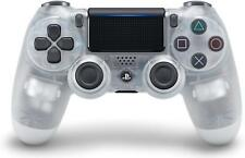Genuine Sony PS4 DualShock 4 Wireless Controller for PlayStation 4 - Crystal VG