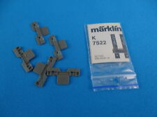 Marklin 7522 Isolation Clips K Track NEW 5 pcs. in bag