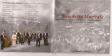 Banchetto Musicale Lufthansa In Concert CD Classical Music on period instruments