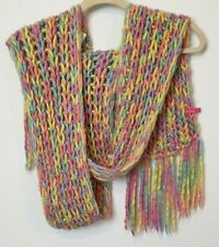 BILLABONG Multi Color Chunky Women's Scarf