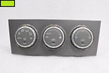 Subaru Forester 2003-2007 Heater Climate Control A/C Switch Panel 72311SA070