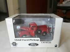 1/43 GEARBOX FORD PICK UP 1942 RED