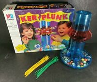 MB Kerplunk game vintage 1992 complete with LOADS of Marbles