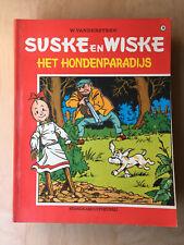 Suske en Wiske 098 - Het Hondenparadijs - 1e druk kleur (1969)