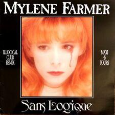 "Mylene Farmer - Sans Logique - Vinyl 12"" Maxi 45T"