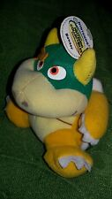 SUPER MARIO BROS. BOWSER PLUSH - Nintendo 64 -1997 - King Koopa Peluche Figure