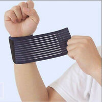 Palm Wrap Hand Brace Support Elastic Wrist Sleeve Band Gym Sports Traning Guard