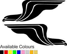 Caravan Motorhome   Sticker-Decal   Eagles Head   Rapido-Pilote   (BB058)