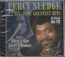 PERCY SLEDGE R&B SOUL 22 All-Time Greatest Hits When A Man Loves A Woman  NEW CD