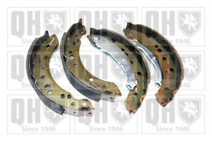 Brake Shoes fits RENAULT TWINGO Mk2 1.2 2007 on Set QH 7701209586 Quality New