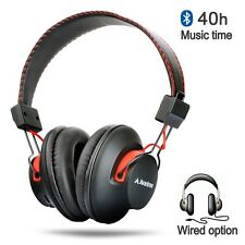 Avantree Audition Wireless Bluetooth 4.0 aptX Stereo Headphones with NFC / 3.5mm