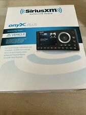 SiriusXm Onyx Plus Satellite Radio W/Vehicle kit Sxpl1V1