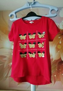 M& Co. Girls Top. Age 9-10 Years
