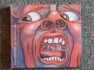 King Crimson - In The Court Of The Crimson King - 40th Anniversary Ed - CD + DVD