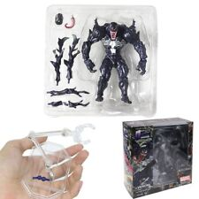 Revoltech Series Spider Man Venom PVC Action Figure Toy Collection Gift AU 2017