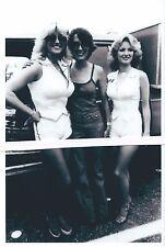 1970's NHRA Drag Racing-Shirley Muldowney-AA/FD-HURST Girls-Linda Vaughn