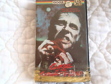 CURSE OF THE SCREAMING DEAD VHS MOGUL CLAMSHELL HORROR CANNIBAL CONFEDERATES